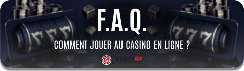 Comment jouer au casino en ligne ? Les 5 étapes à suivre !