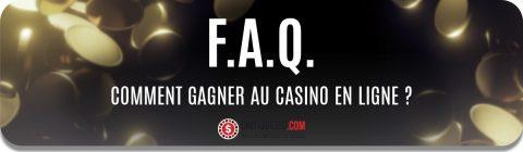 Comment gagner au casino en ligne? 5 étapes incontournables