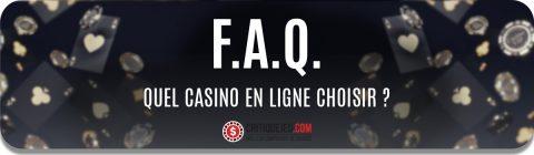 Quel casino en ligne choisir? 5 étapes pour faire le bon choix